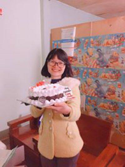 Cô Lê Thị Dung