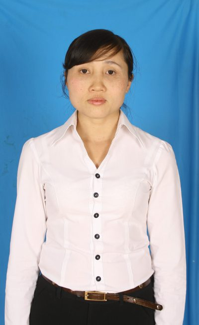 Cô Lê Thị Thắm