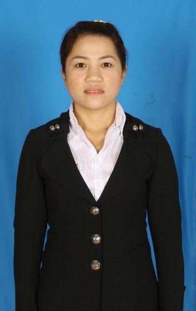 Cô Võ Thị Thu Đông