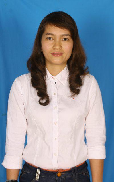 Cô Nguyễn Thị Thanh Thúy