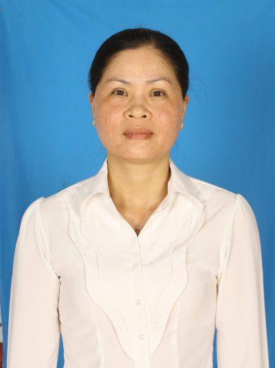 Cô Hà Thanh Hương