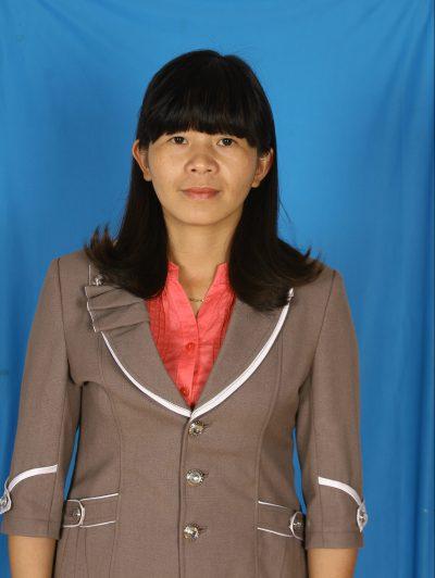 Cô Trần Thị Thoa