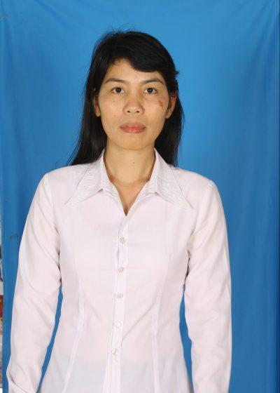 Cô Trần Thị Oanh