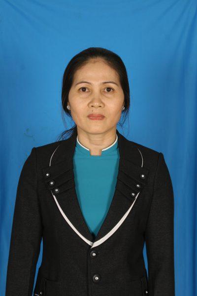 Cô Lê Thị Bích