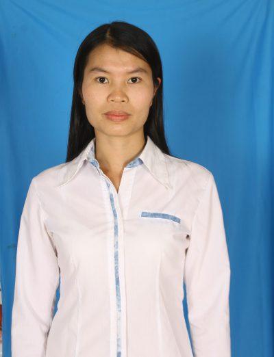 Cô Hoàng Thị Trọng Lương