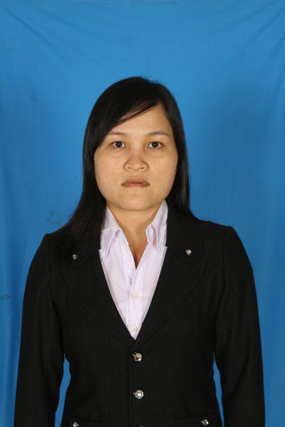 Cô Nguyễn Thị Thùy Ngân