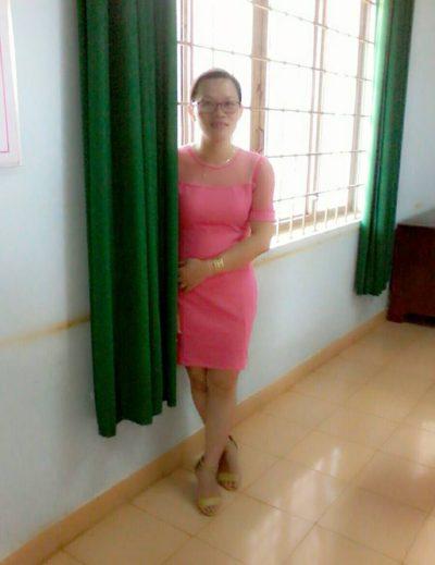 Cô Ngô Thị Tâm