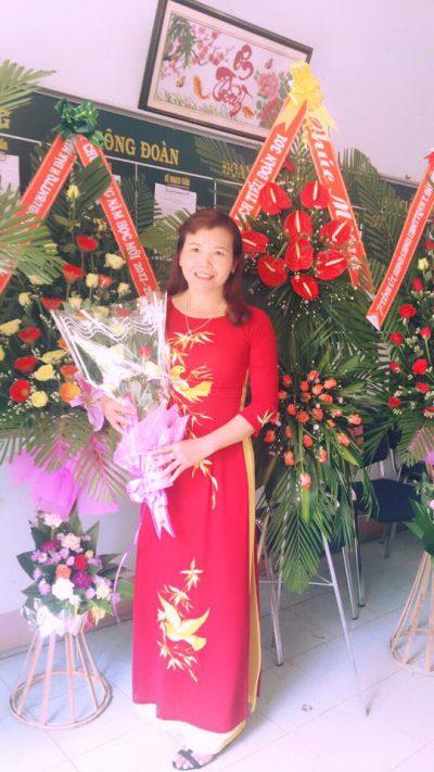 Cô Lê Thị Hồng Thanh